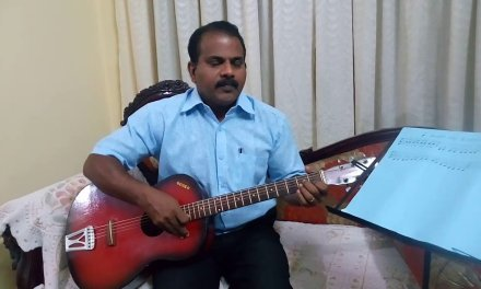 Guitar lesson in Malayalam part. 18.  A Minor scale