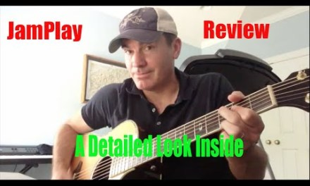 Best Online Guitar Lessons Reviews – JamPlay in Detail