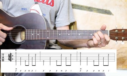 Country and Blues – Fingerstyle Guitar Lesson