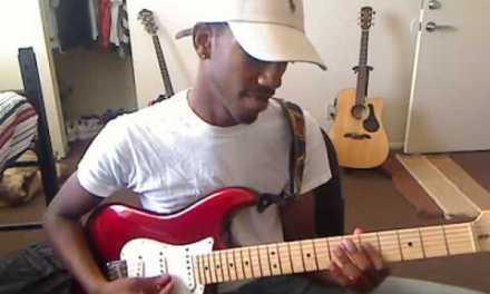 "Guitar Lesson #1 / Pentatonic Scale ""Xeryus Gittens"" @XeryusG"