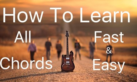 """Learn All Chords Fast & Easy """"Complete  Guitar Lessons"""" By Mayoor"""