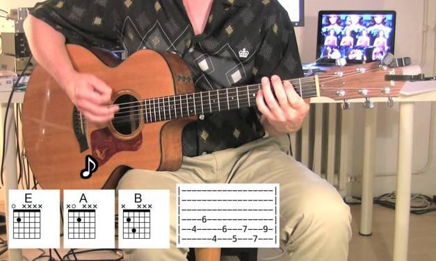 Teenage dirtbag guitar tutorial by wheatus youtube.