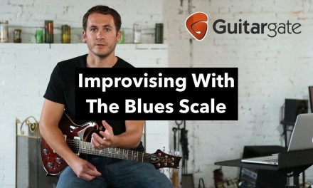 Improvising With The Blues Scale On Guitar – Blues Guitar Lessons