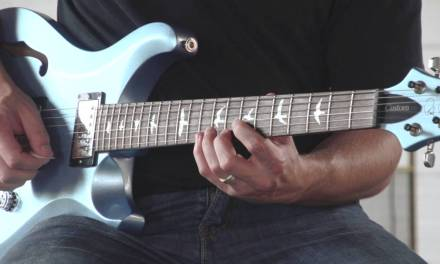 Free Pro Guitar Lessons – Major Pentatonic Scale Shapes – CAGED SYSTEM