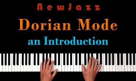 Introduction to DORIAN MODE & Pentatonic Patterns