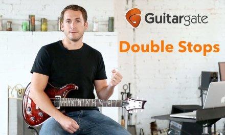 Double Stops – Core Guitar Technique Lesson