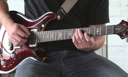 Free Guitar Lessons – Major And Minor Chord Shapes – CAGED System