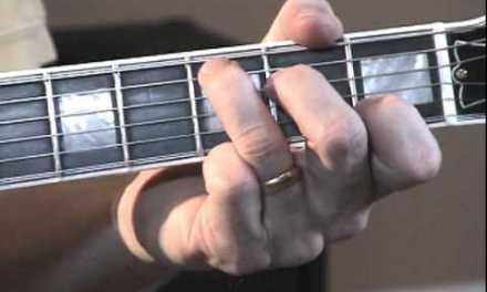 Texas Swing Chord Progression Lesson