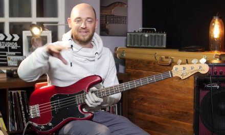 Mastering Arpeggios's For Bass Players /// Scott's Bass Lessons