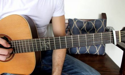What about Us by Pink Acoustic Guitar Lesson in Fingerstyle