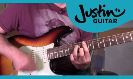 Long Train Running – Doobie Brothers – Funk Guitar Lesson Tutorial (ST-368)