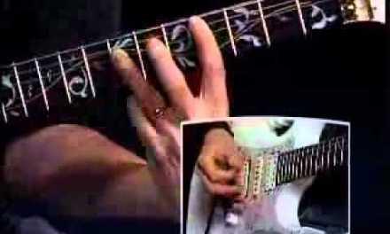 Ratt – Round and Round – Guitar lesson