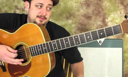 Guitar Lessons – Acoustic Guitar – Chord Embellishing lesson
