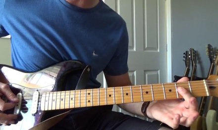 Philip Sayce Steamroller Guitar Lesson Bite Sized Blues