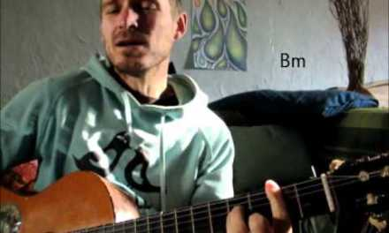 Guitar Lesson – Lady Marmalade by Labelle (acoustic cover/tutorial)
