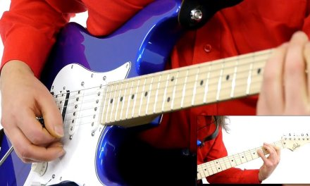 Blues Brothers – Sweet Home Chicago Guitar Lesson | How To Play!
