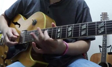 ALL OF ME (JAZZ GUITAR)