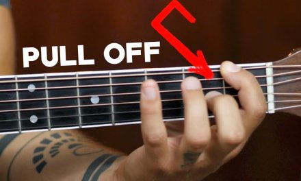 Acoustic Guitar Pull-Offs In 3 Easy Steps