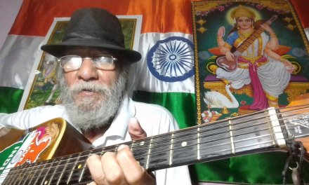 Pentatonic scale  (Bhupali rag notes ) play on guitar lesson by parshuram sharma