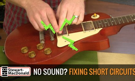 No sound from your guitar? Let's figure it out…