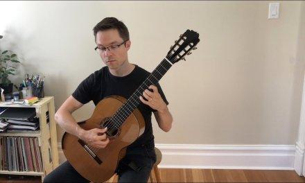 Vol. 2 Lesson: 3rd & 5th Position (No. 1-10, Joy to the World, Tarrega) for Classical Guitar