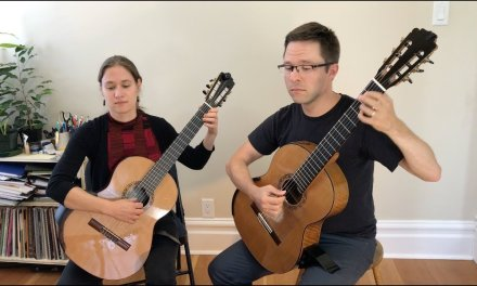 Vol. 2 Method Duets: Canaries or the Hay & Captain O'Kane for Classical Guitar