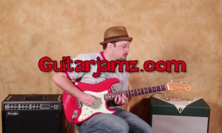 3 (Cool  Texas Blues licks) taught on a Beautiful Fender Strat Guitar