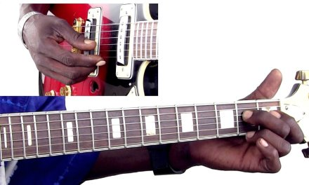 West African Guitar Lesson – Bambara Part 1 – Zoumana Diarra