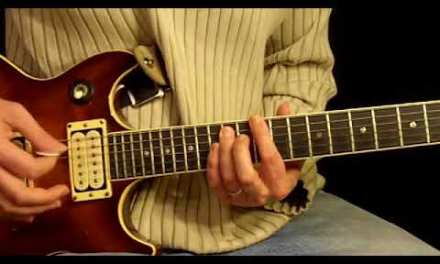 HOW TO PLAY PARANOID  BY BLACK SABBATH –  GUITAR LESSON  – CHORDS  – FULL SONG  – LEADS -SOLO