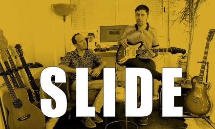 Slide Blues Standad Tuning – Chachi Guitar