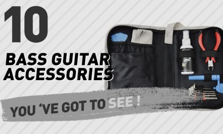 Bass Guitar Accessories, Top 10 Collection // New & Popular 2017