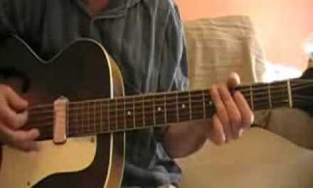John Lennon Yer Blues Lesson – A bit easier