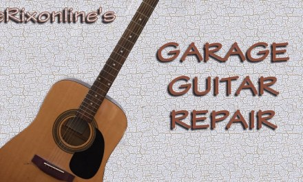 Garage Guitar Repair