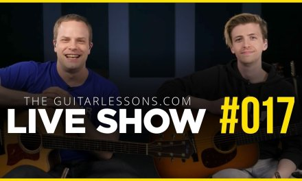 Mastering Open Chords – Live Guitar Lesson