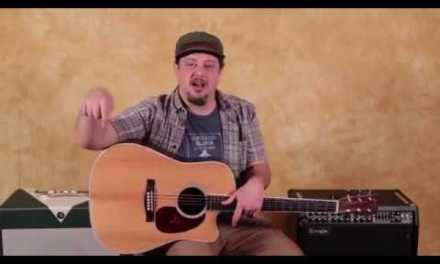 Essential Acoustic Blues Chords (Mind Blowing Tricks)