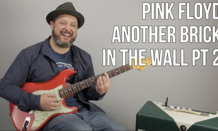 """How to Play Pink Floyd """"Another Brick In The Wall pt. 2"""""""