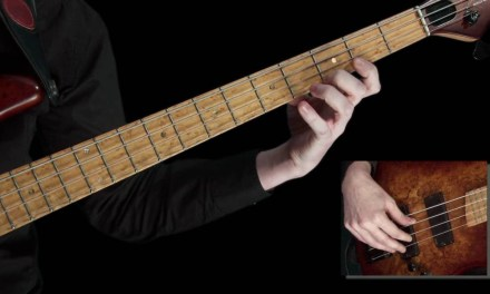 Learn Bass – How to Co-ordinate left and right hands