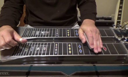 Playing over 1, 4, 5/7 Progression | Pedal Steel Guitar Lesson