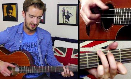 Fingerstyle Exercise #6 – Fingerpicking For Beginners