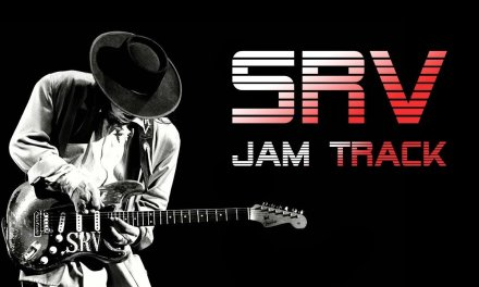Stevie Ray Vaughan – Empty Arms (Backing Track)