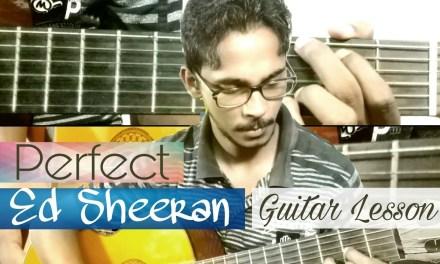 Perfect | Ed Sheeran | Easy Guitar Chords Lesson