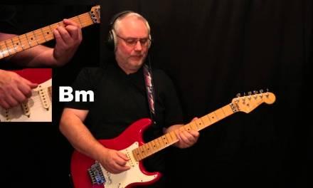 When a Blind Man Cries  Free Guitar Lesson