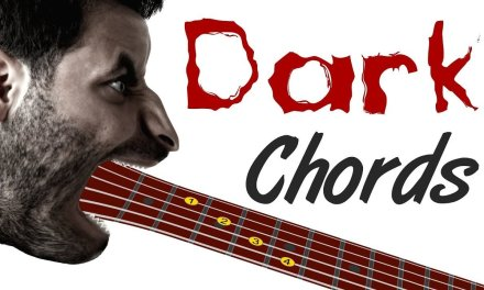 Dark Guitar Chords – 50 Shapes to Spook Your Listeners