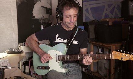 Rock Play-along Lead Guitar Workout 9-27-17