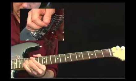 Tom Petty Style Guitar Lesson – Straight Up Rhythm – Extended