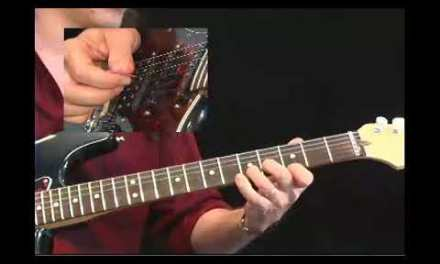 Tom Petty Style Guitar Lesson – Straight Up Rhythm – Breakdown