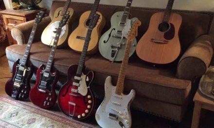 My RARE Guitar Collection!