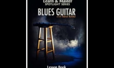 Blues Guitar Lesson Book – Learn & Master Courses by Legacy – KLICKNEWS