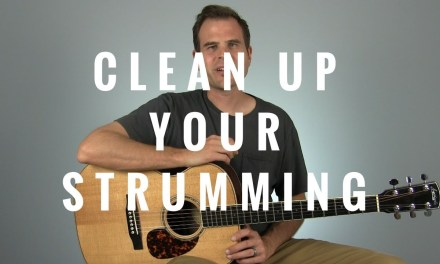 Is it time to clean up your strumming? | Tuesday Blues #170
