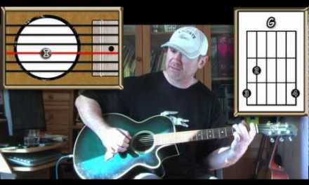 Words – The Bee Gees – Acoustic Guitar Lesson (Easy)
